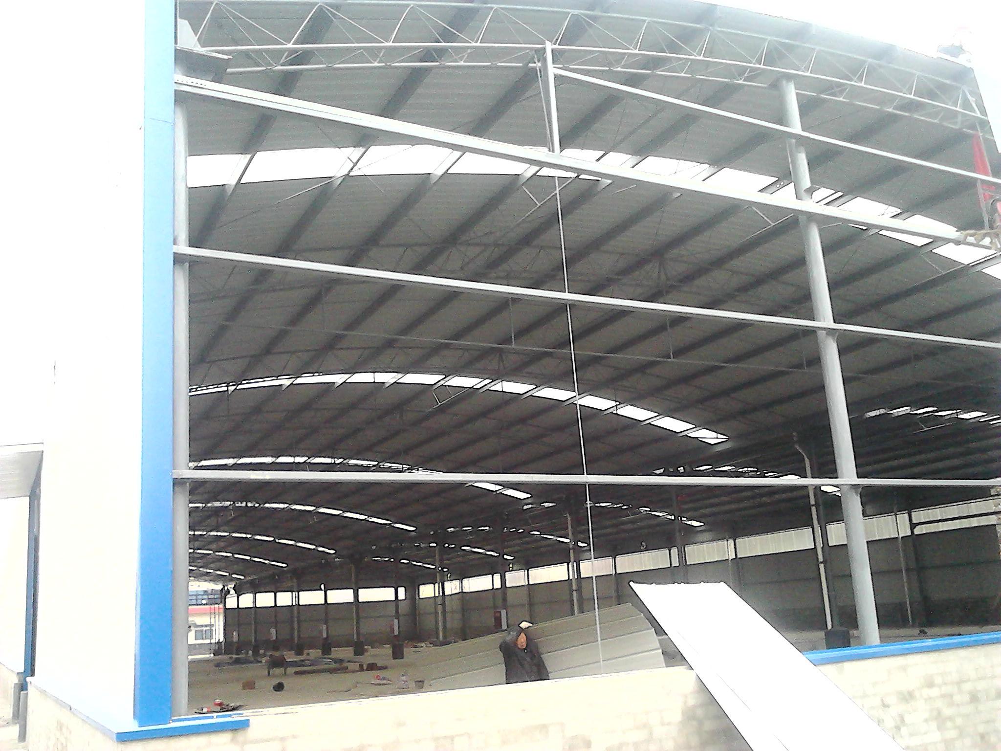 常用于雨篷顶 类型 : 钢结构 规格 : 订做 材质 : q235b 颜色 : 多种